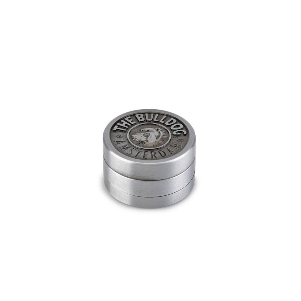 Dichavador de Metal 3 Partes Silver Bulldog