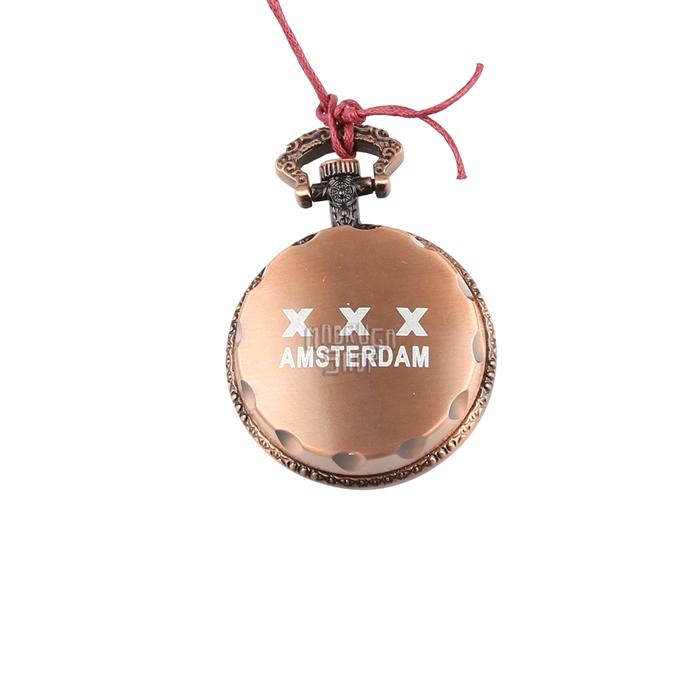 Dichavador de Metal Colar Cobre - Amsterdam xxx