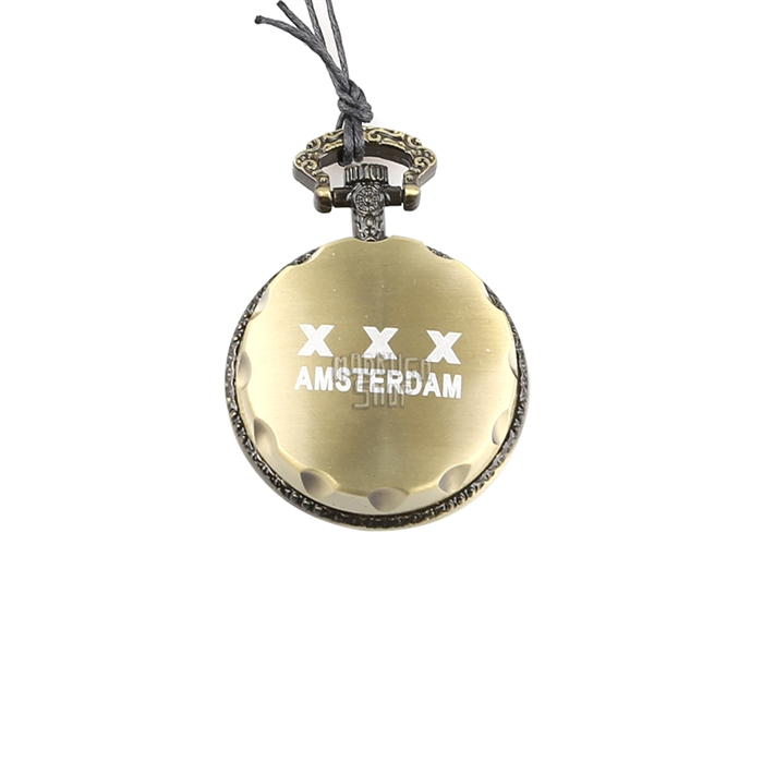 Dichavador de Metal Colar Ouro Velho - Amsterdam xxx