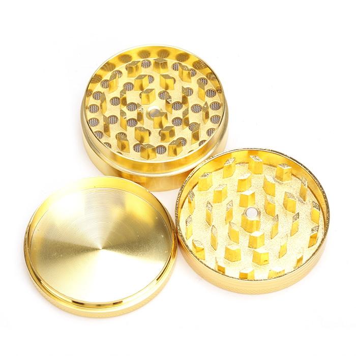 Dichavador de Metal Grande - Gold