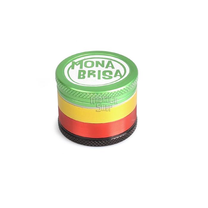 Dichavador de Metal Médio Mona Brisa - Reggae