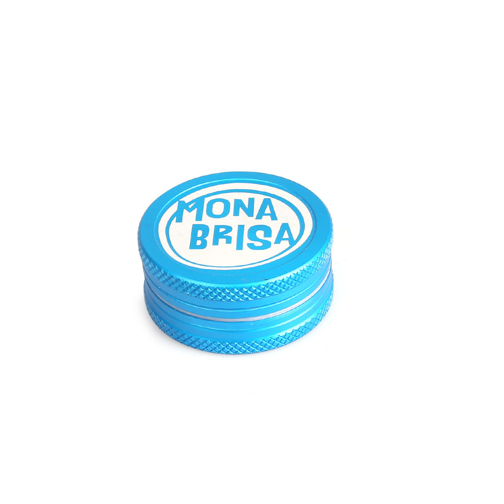 Dichavador de Metal Pequeno Mona Brisa - Azul
