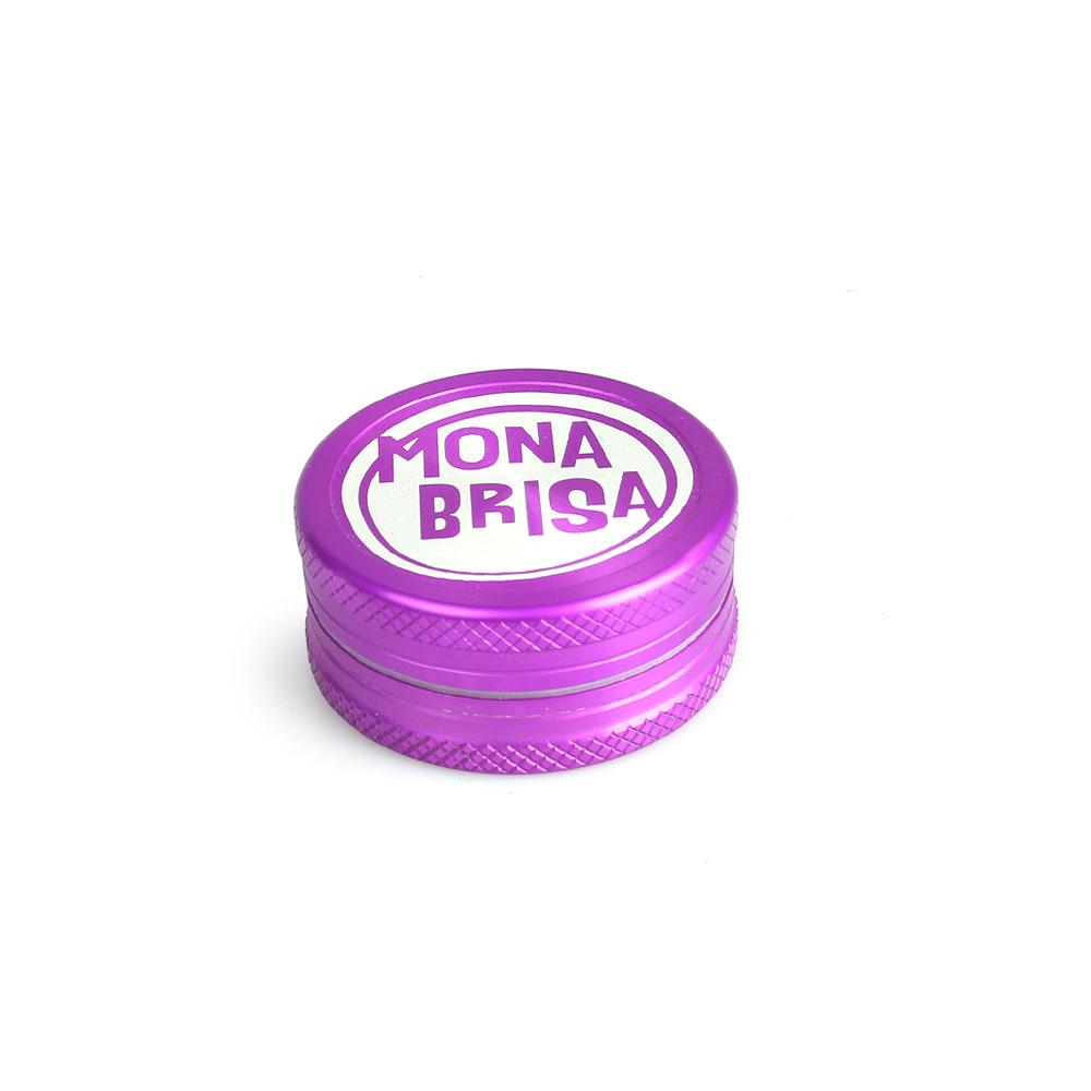 Dichavador de Metal Pequeno Mona Brisa - Roxo