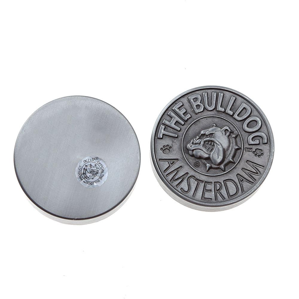 Dichavador de Metal Premium - BullDog