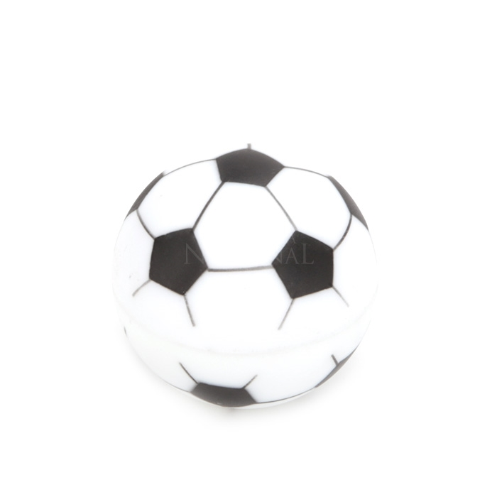 Dichavador de Plástico - Bola de Futebol Branca