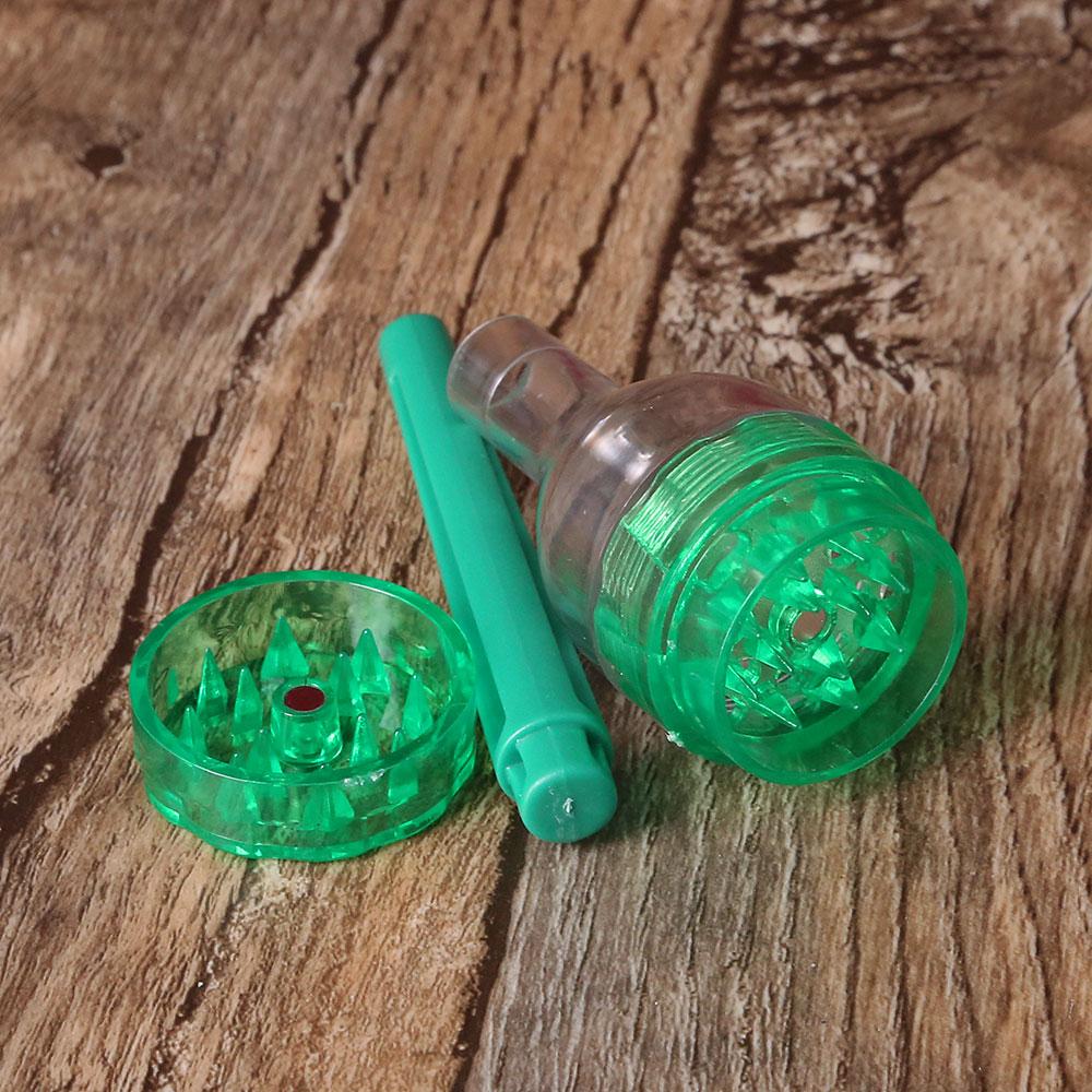 Dichavador de Plástico Cone Roller - Verde