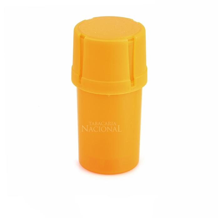 Dichavador de Plástico MedTainer - Laranja´