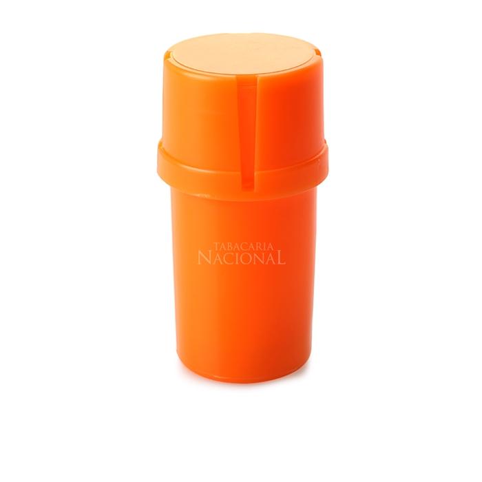 Dichavador de Plástico MedTainer - Laranja Escuro
