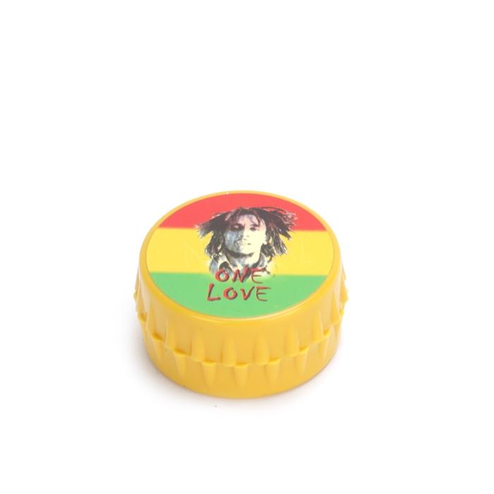 Dichavador Tampinha Amarela - Bob Marley One Love