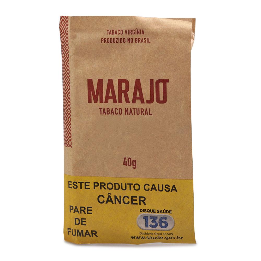 Fumo para Cigarro Marajó - Pacote 40g