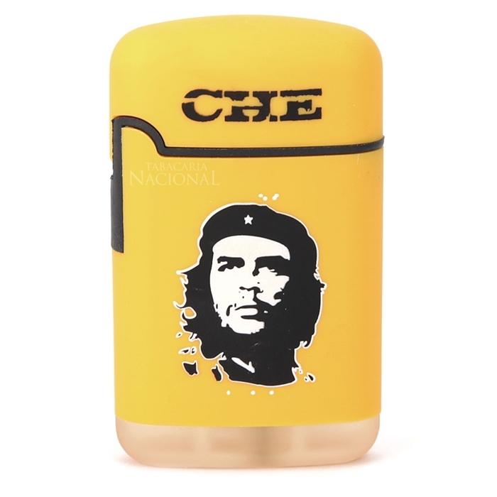 Isqueiro Maçarico V-Fire Easy Torch 8R Che - Amarelo (1 Chama)