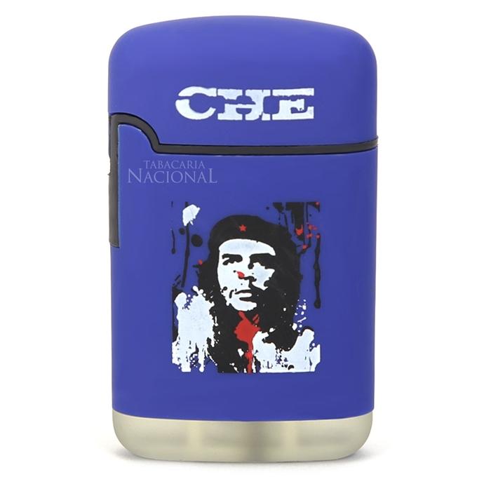 Isqueiro Maçarico V-Fire Easy Torch 8R Che - Azul (1 Chama)