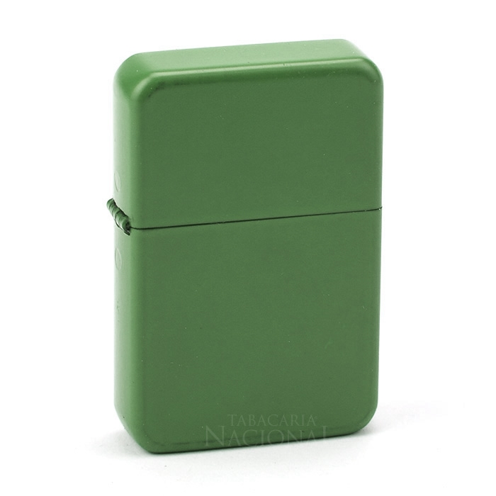 Isqueiro Star Verde - Sem Estampa