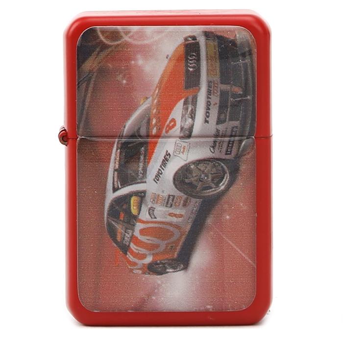 Isqueiro Star Vermelho - Audi (1 Face)