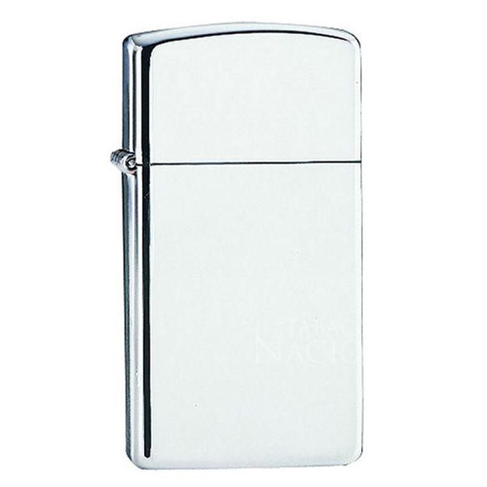 Isqueiro Zippo 1600 - Slim Escovado