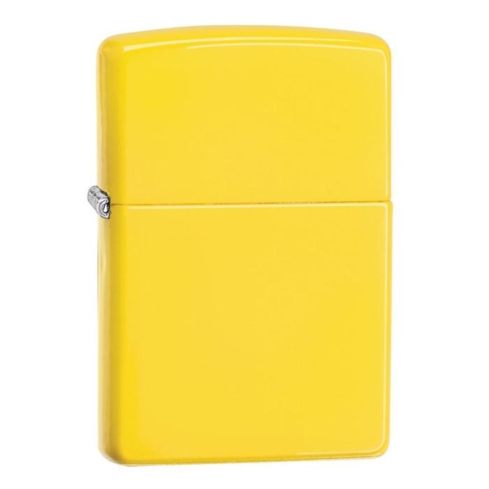 Isqueiro Zippo 24839 - Lemon Matte