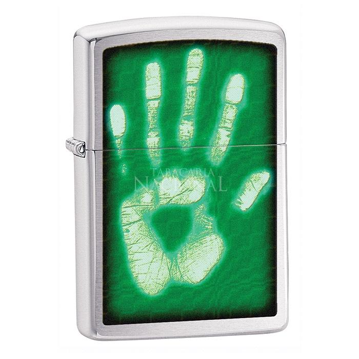 Isqueiro Zippo 28283 - Identity Hand Print