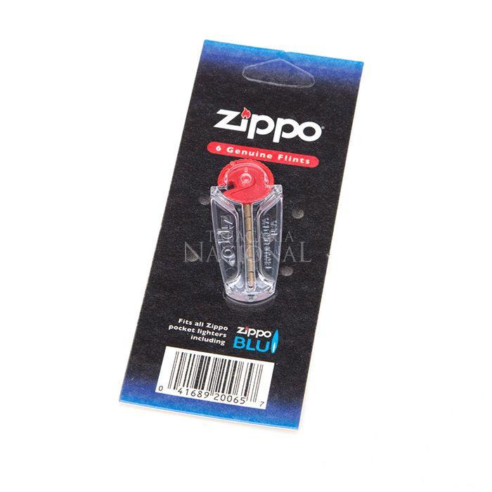 Pedra (Flint) para Isqueiros Zippo - Cartela com 6