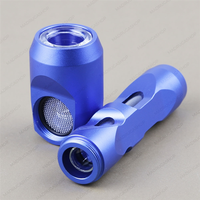 Pipe de Metal 01 Prometheus - Azul