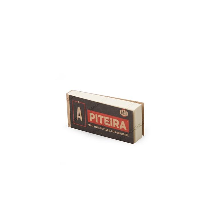 Piteira de Papel A Piteira - Eco Classica (Display com 50)