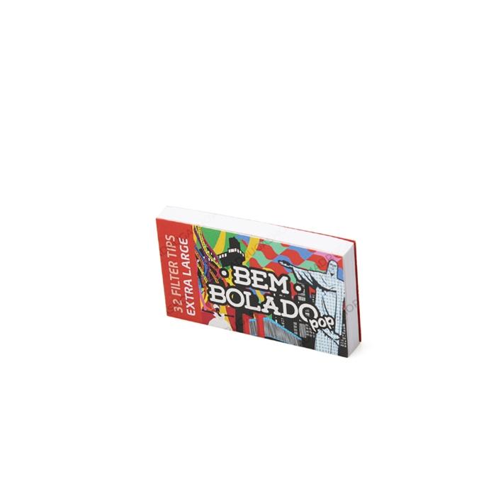 Piteira de Papel Bem Bolado - Extra Larger (Caixa com 24)