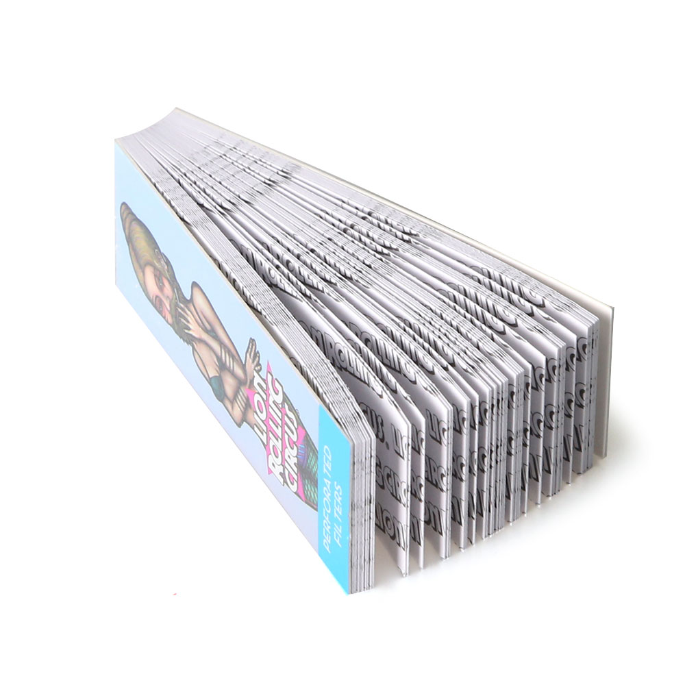 Piteira de Papel Lion Circus - Perforated (Caixa com 50)