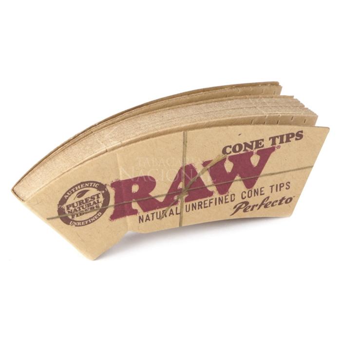 Piteira de Papel RAW - Cone Tips (Un.)