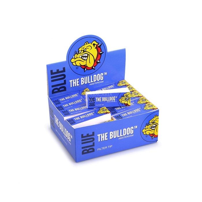 Piteira de Papel The Bulldog (Caixa com 50)
