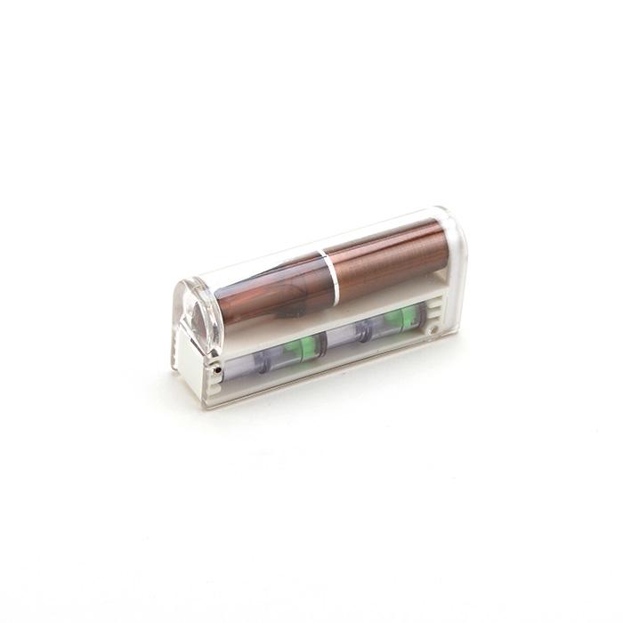 Piteira para Cigarro Comum Friend Holder Mini Pocket (Com 3 cartuchos descartáveis) - Marrom