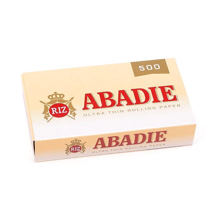 Seda Abadie 1 1/4 com 500 Folhas (Un.)