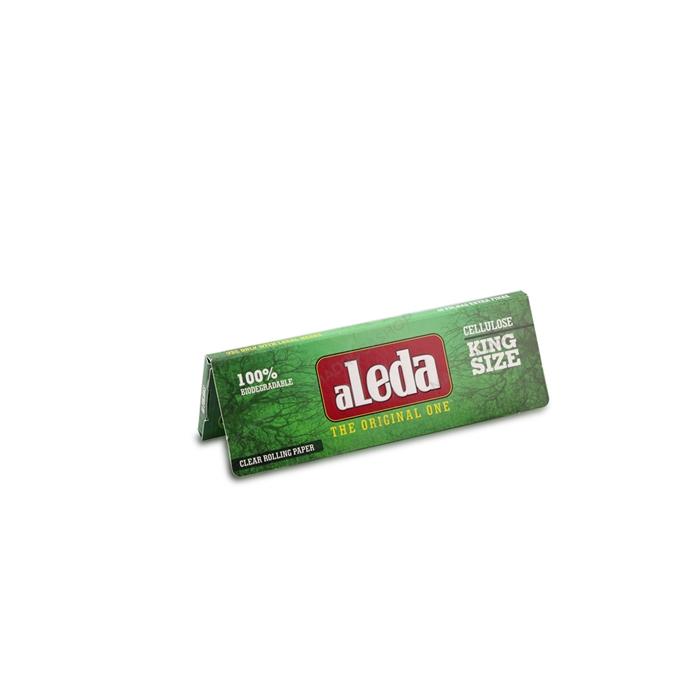 Seda Aleda Green Transparente King Size (Un.)