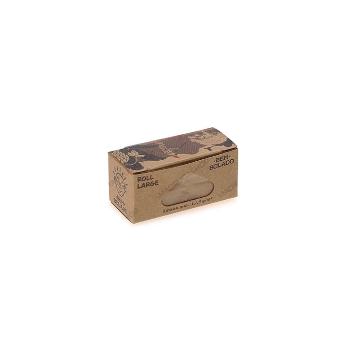 Seda Bem Bolado Brown Rolls (Display com 24)