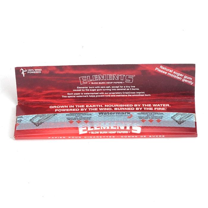 Seda Elements Red King Size Slim (Un.)