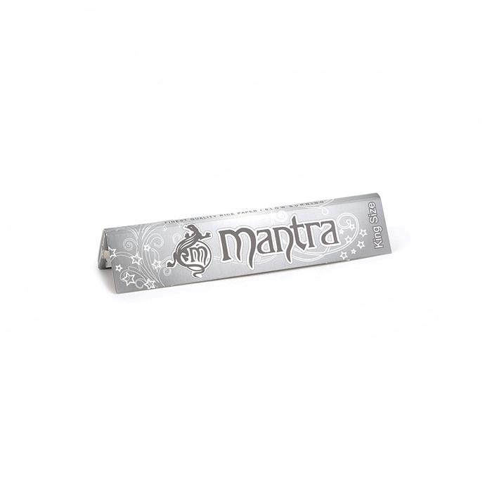 Seda Mantra Prata King Size (Un.)´
