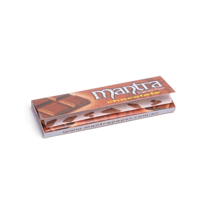 Seda Mantra Sabor Chocolate 1 1/4 (Un.)