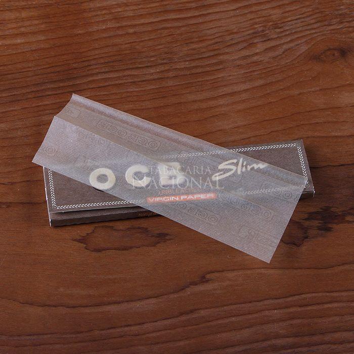 Seda OCB Brown Sem Alvejante 1 1/4 (Un.)