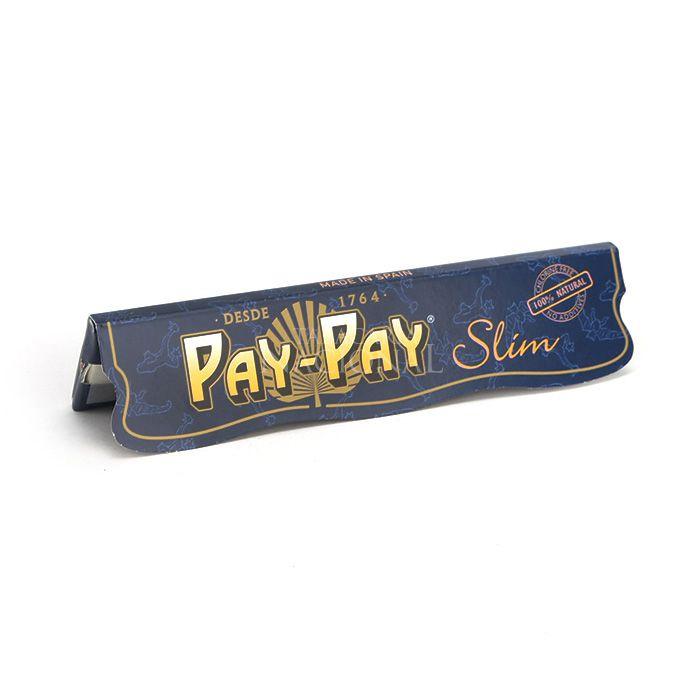 Seda Pay-Pay Blue King Size Slim (Display com 50)