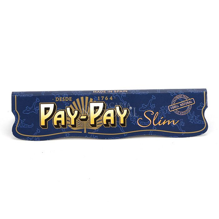 Seda Pay-Pay Blue King Size Slim  (Un.)