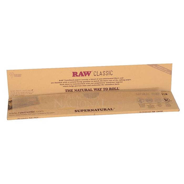 Seda RAW Classic Extra Longo (28cm) (Un.)
