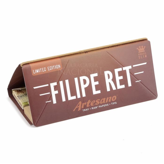 Seda RAW Filipe RET King Size Slim (Un.)