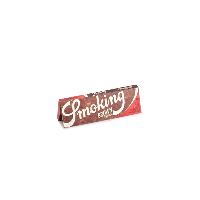 Seda Smoking Brown 1 1/4 (Display com 25)