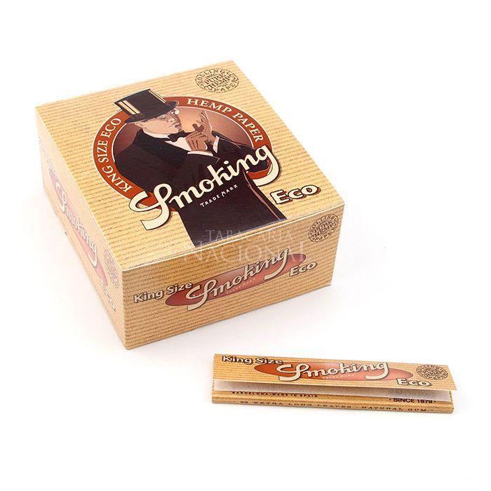 Seda Smoking ECO King Size (Display com 50)