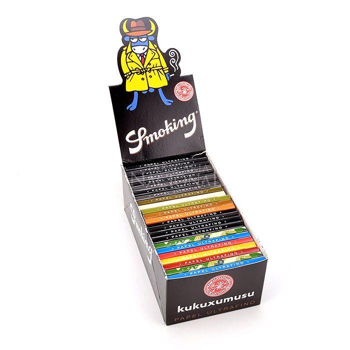 Seda Smoking Kukuxumusu 1 1/4 (Display com 50)