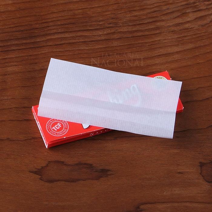 Seda Smoking Red No. 8 Regular Single Wide (Un.)