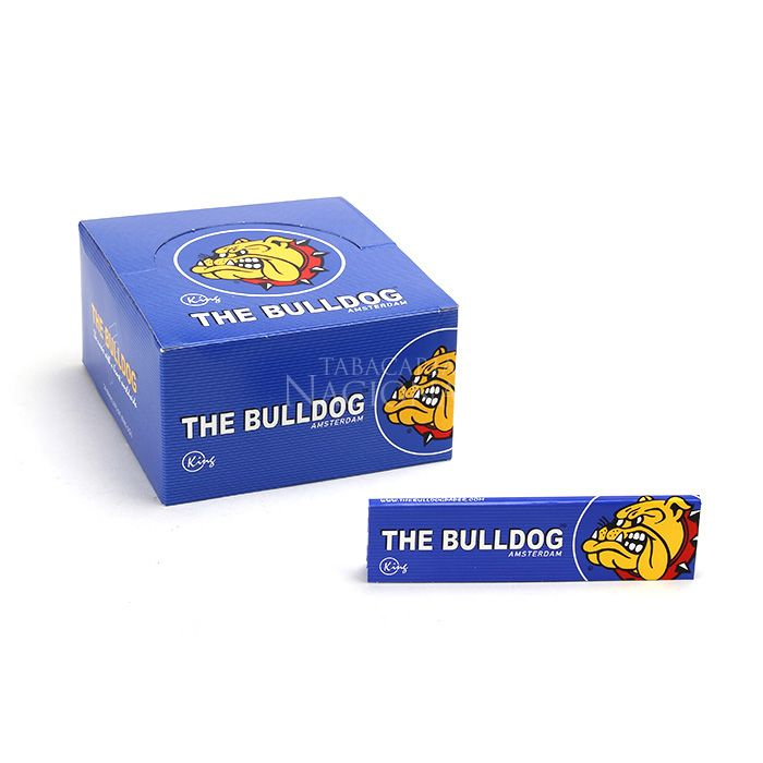 Seda The Bulldog Blue King Size (Display com 50)