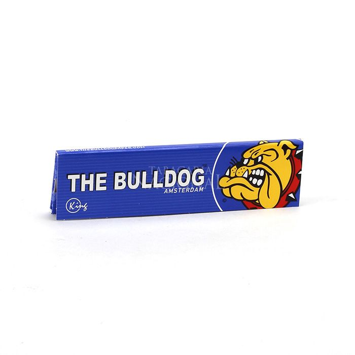 Seda The Bulldog Blue King Size (Un.)