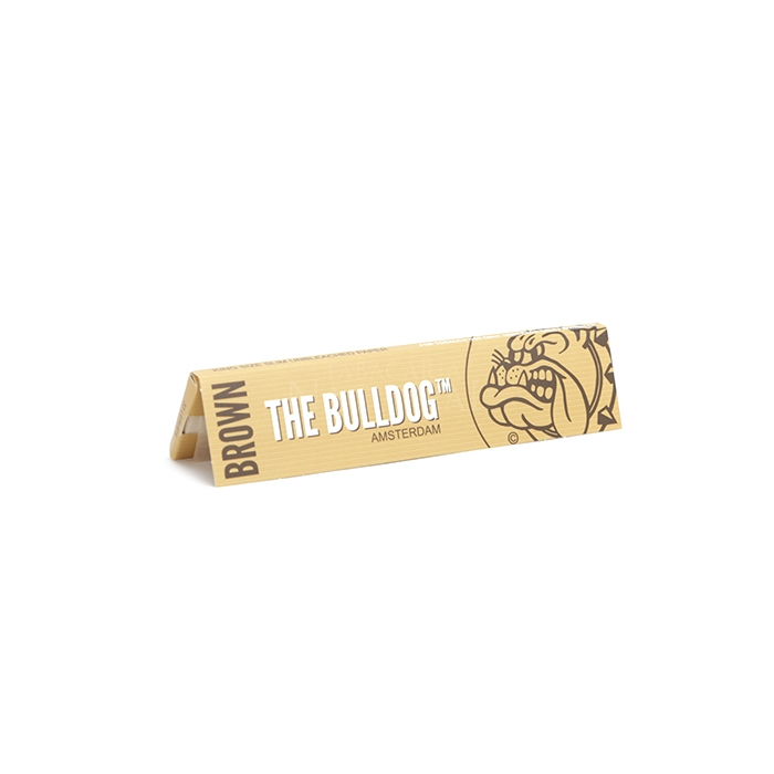 Seda The Bulldog Brown Slim King Size (Display com 50)
