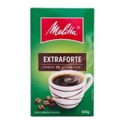 Café Melitta Extra Forte Vácuo 500g
