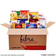Cesta Básica Kit Quarentena Alimentos M - 40 Itens