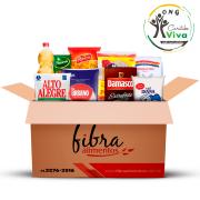 Campanha Cesta de doação Viva Curitiba